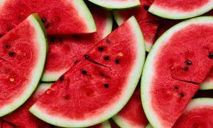 cara memilih buah semangka