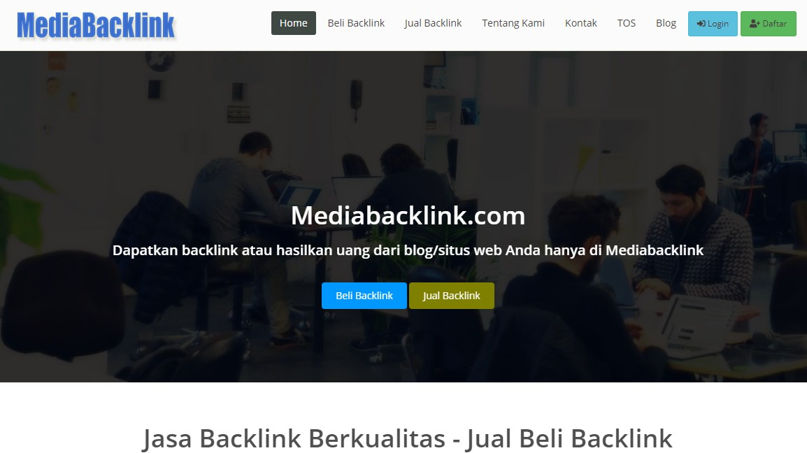 mediabacklink.com Tempat Mendapatkan Backlink Berkualitas