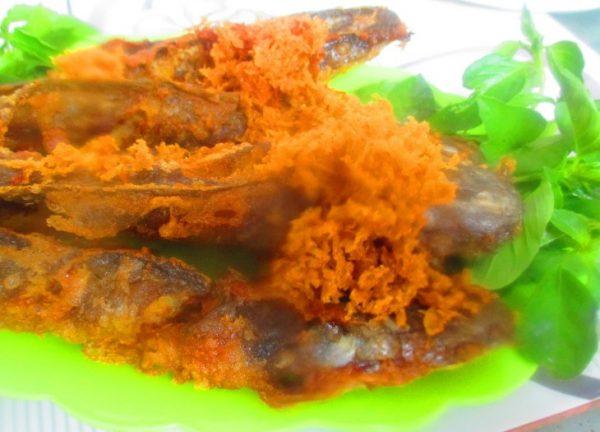 Tips Menggoreng Lele